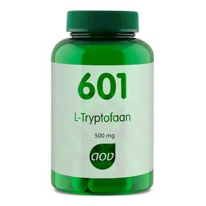 AOV Voedingssupplementen 601 L-Tryptofaan afbeelding