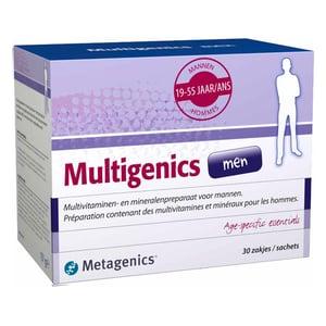Metagenics Multigenics men afbeelding