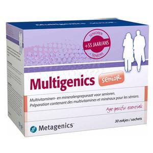 Metagenics Multigenics senior afbeelding