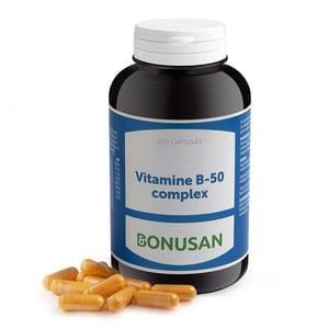 Bonusan Vitamine B50 complex afbeelding