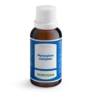 Bonusan Myroxylon complex afbeelding