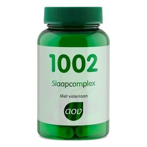 AOV Voedingssupplementen 1002 Slaapcomplex afbeelding