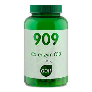 AOV Voedingssupplementen 908 Co Enzym Q10 30 mg afbeelding