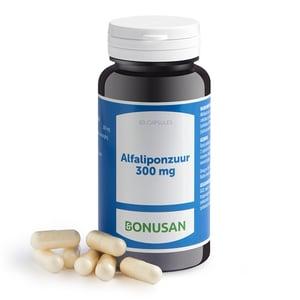 Bonusan Alfa liponzuur 300 mg afbeelding
