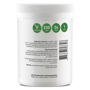 AOV Voedingssupplementen 330 Vitamine C Ascorbinezuur poeder afbeelding