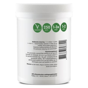 AOV Voedingssupplementen 332 Vitamine C als Magnesium Ascorbaat afbeelding