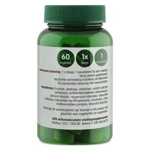 AOV Voedingssupplementen 107/108 Multi Basis Junior afbeelding