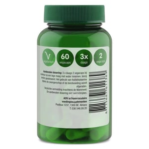 AOV Voedingssupplementen 1138 Fosfatidylserine 50 mg afbeelding