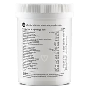 AOV Voedingssupplementen 109 Multi Basis Poeder afbeelding
