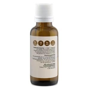 AOV Voedingssupplementen 409 Vitamine D3 Druppels 25 mcg (1000 IE) afbeelding
