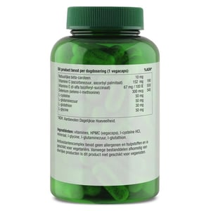 AOV Voedingssupplementen 920 Antioxidantencomplex afbeelding