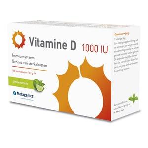 Metagenics Vitamine D 1000IU afbeelding