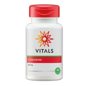 Vitals L-Theanine 200 mg afbeelding