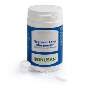 Bonusan Magnesan forte plus poeder (120 gram) afbeelding
