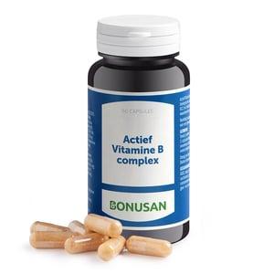 Bonusan Actief vitamine B complex afbeelding