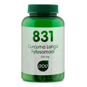 AOV Voedingssupplementen 831 Curcuma longa fytosomaal afbeelding