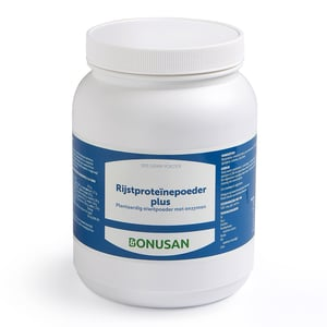 Bonusan Rijstproteinepoeder plus afbeelding