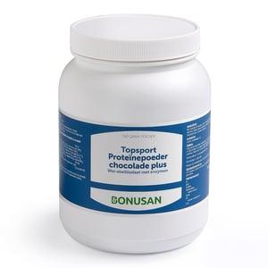 Bonusan Proteine poeder chocolade plus afbeelding