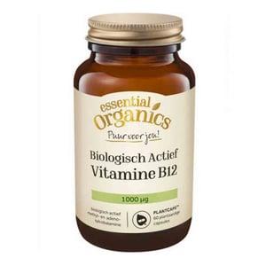 Essential Organics Puur Biologisch Actief Vitamine B12 afbeelding