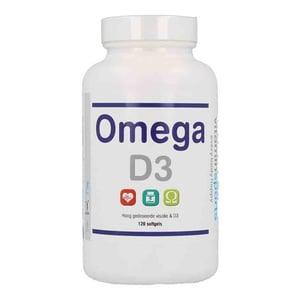 Vitaminsports Omega D3 afbeelding