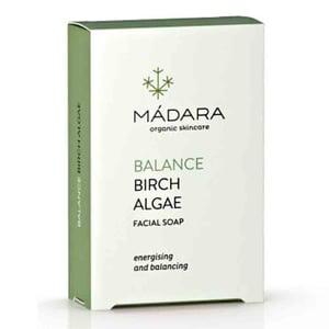 MADARA Birch & Algea Balancing Face Soap  (Berken & Algen gezichtszeep) afbeelding