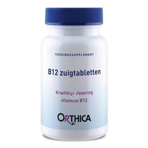 Orthica B12 zuigtabletten afbeelding