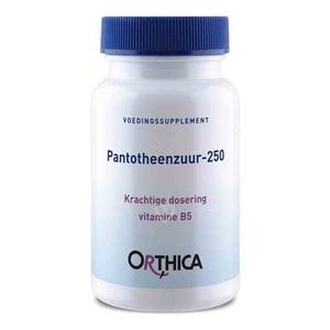 Orthica Pantotheenzuur-250 afbeelding