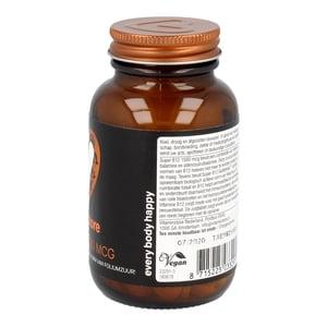 Vitaminstore Super vitamine B12 1500 mcg zuigtabletten met folaat afbeelding