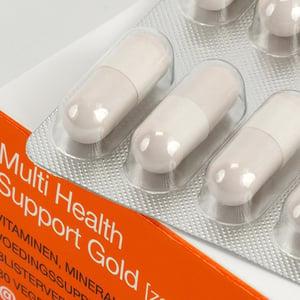 Virtuoos Multi Health Support Gold (zonder B6) afbeelding