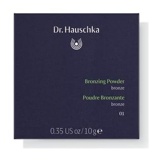 Dr Hauschka Bronzing powder 01 bronze afbeelding