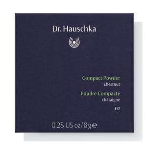 Dr Hauschka Compact powder 02 chestnut afbeelding