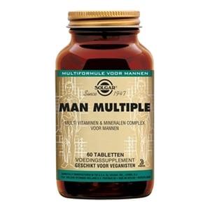 Solgar Vitamins Man Multiple (voorheen Male Multiple) afbeelding