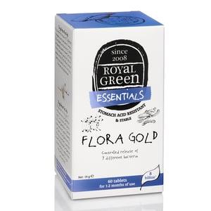 Royal Green Flora Gold afbeelding