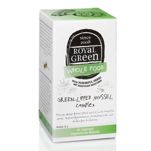 Royal Green Green-lipped Mussel Complex (Royal Green Groenlipmossel Complex) afbeelding