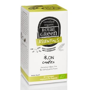 Royal Green Iron Complex afbeelding