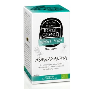 Royal Green Royal Green Ashwagandha afbeelding