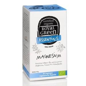 Royal Green Royal Green Magnesium (met ashwagandha en vitamine D) afbeelding