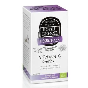 Royal Green Vitamine C complex afbeelding
