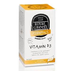 Royal Green Vitamine D3 afbeelding