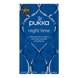 Pukka Pukka Night Time Thee afbeelding