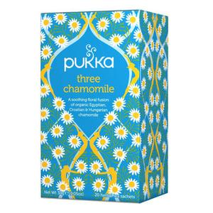 Pukka Pukka Three Chamomile Thee afbeelding