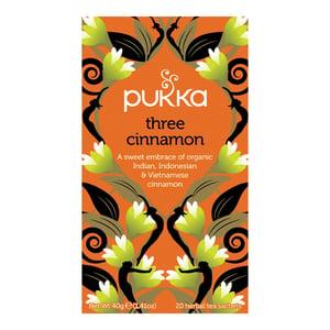 Pukka Pukka Three Cinnamon Thee afbeelding
