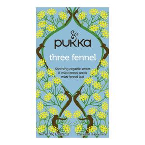 Pukka Pukka Three Fennel venkelthee afbeelding