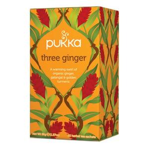 Pukka Pukka Three Ginger thee afbeelding