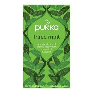 Pukka Pukka Three Mint Thee afbeelding