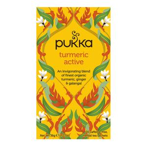 Pukka Pukka Turmeric Active Thee afbeelding