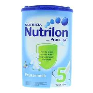 Nutrilon Nutrilon 5 Peuter Groeimelk afbeelding