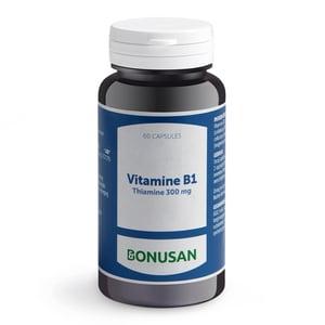 Bonusan Vitamine B1 (Thiamine 300mg) afbeelding