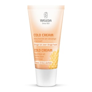 Weleda natuurcosmetica Cold Cream gezichtscrème afbeelding