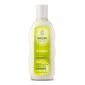 Weleda natuurcosmetica Pluimgierst Milde Shampoo afbeelding